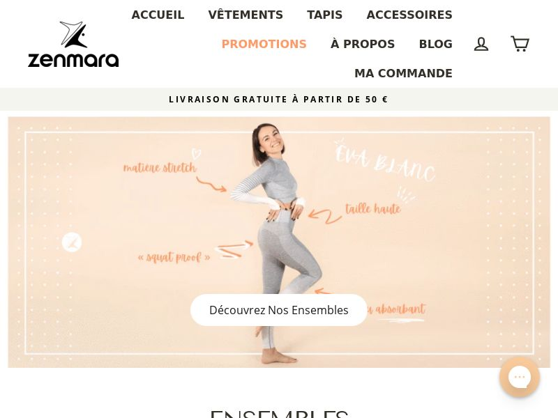Zenmara - FR (FR), [CPS], Sport & Hobby, Fashion, Clothes, Accessories and additions, Accessories, Presents, Sell, shop, gift