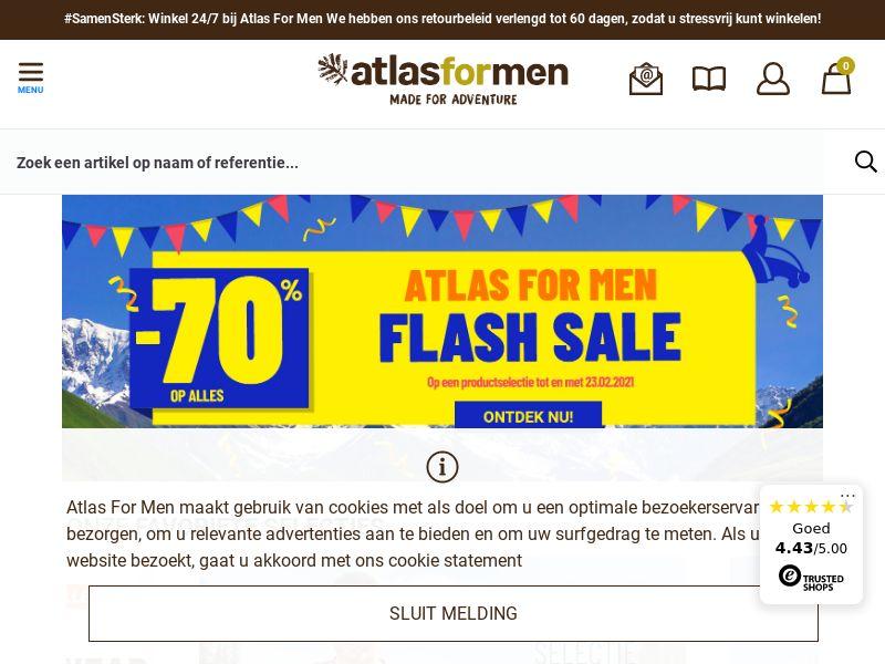 Atlas for Men - NL