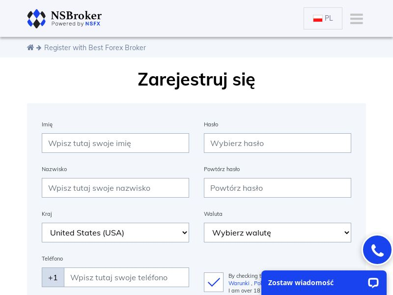 NsBroker (PL), [CPA], Business, Investment platforms, Forex, Cryptocurrencies, Financial instruments, Deposit Payment, bitcoin, cryptocurrency, finance, money