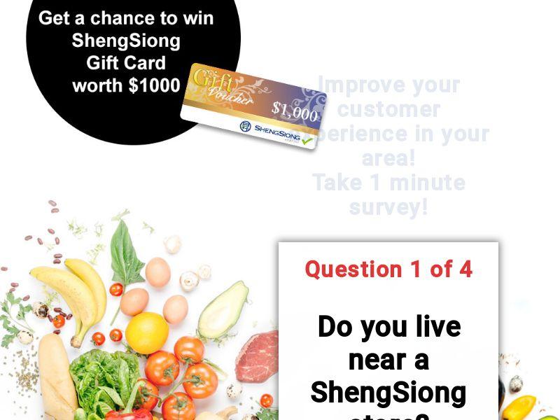 ShengSiong - SG