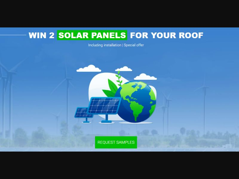Solar Panel (NZ) (CPL) (Personal Approval)