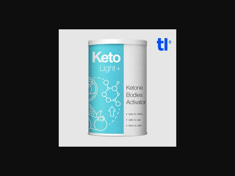Keto Light - Diet & Weight loss - CPA - COD - Nutra