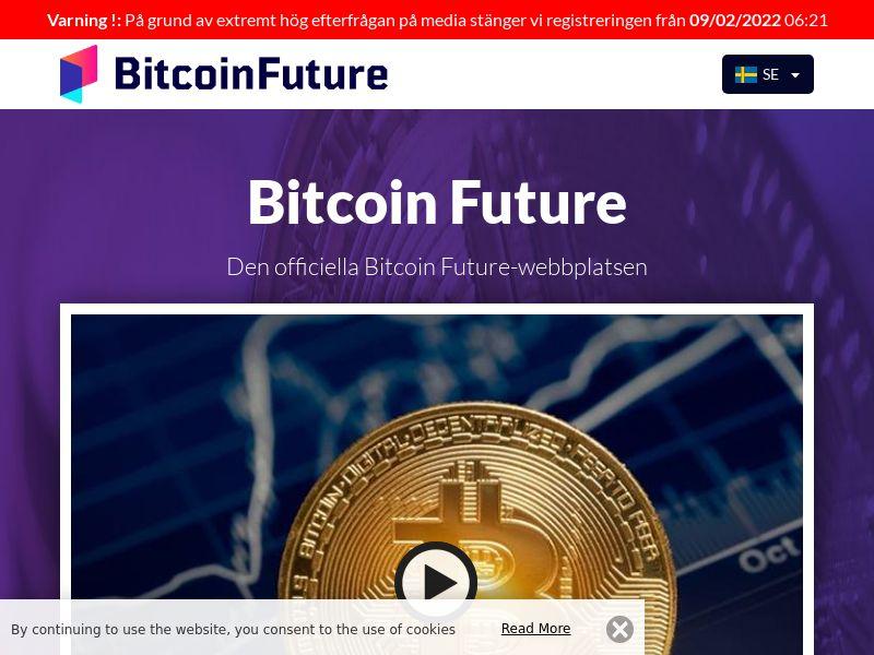 Bitcoin Future Software Swedish 1037