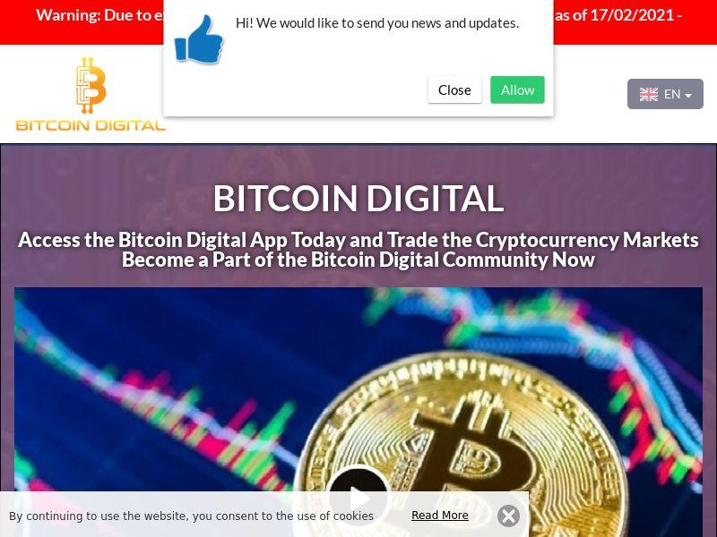 Bitcoin Digital English 4069