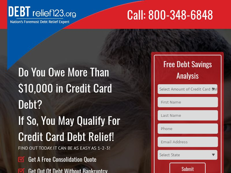 Debt Relief 123