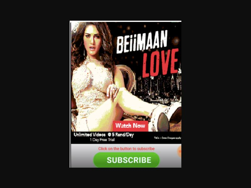 ZA - Beimaan Love (Vodacom only) [ZA] - 2 click