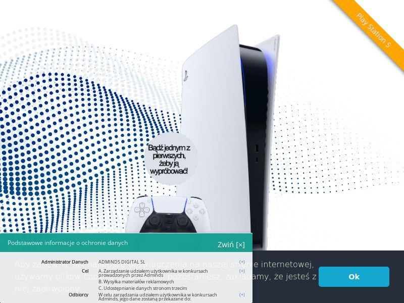 PS5 - AU (AU), [CPL]