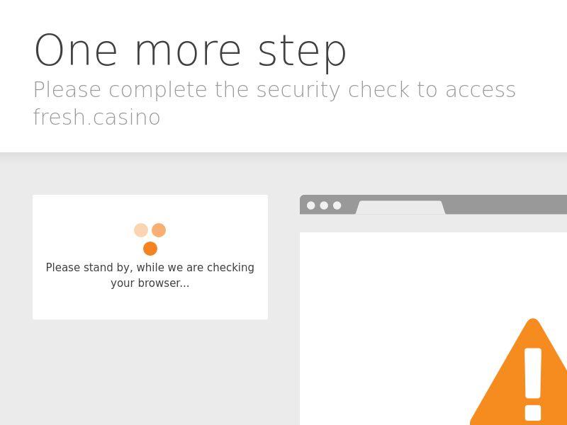 Fresh Casino - Main Page - What's App, UAC Inapp - UA