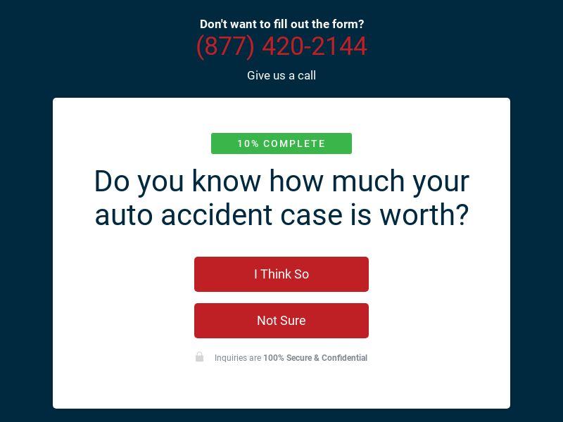 Auto Accident Team - SOI - CPL - US