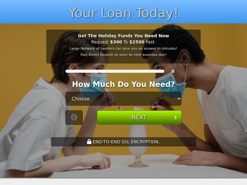 Your Loan Today - REVSHARE