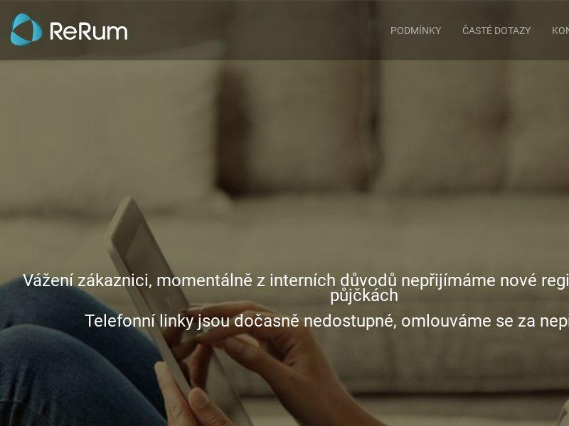 rerum (rerum.cz)