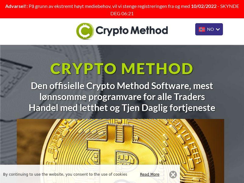 The Crypto Method Norwegian 1326