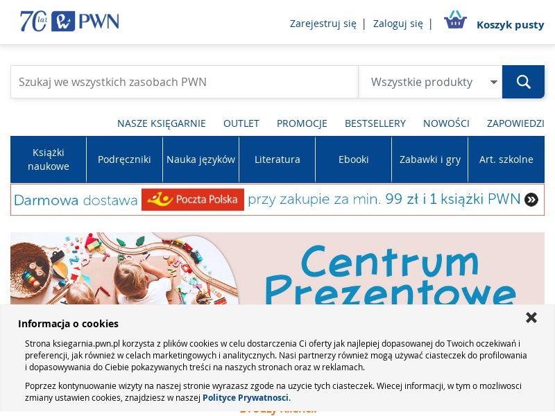 Księgarnia Internetowa PWN (PL), [CPS]