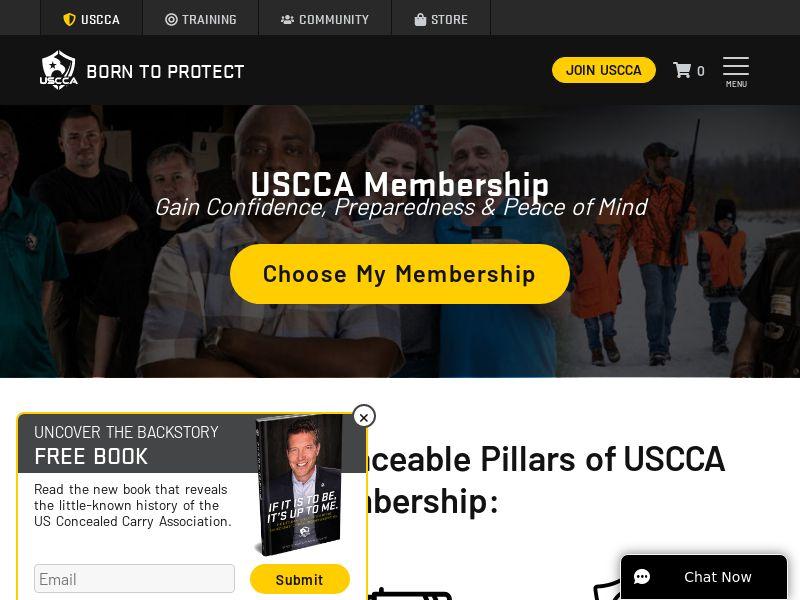USCCA Membership - Insurance For Legal Gun Owners | US