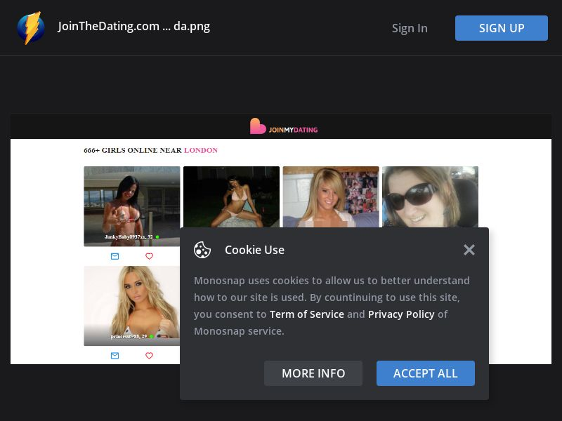 Multiple GEOs - Geo Group 2 - Adult - JoinTheDating (Responsive)