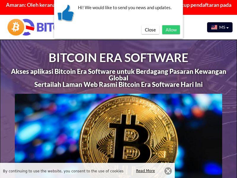 The Bitcoin Era Malay 2384