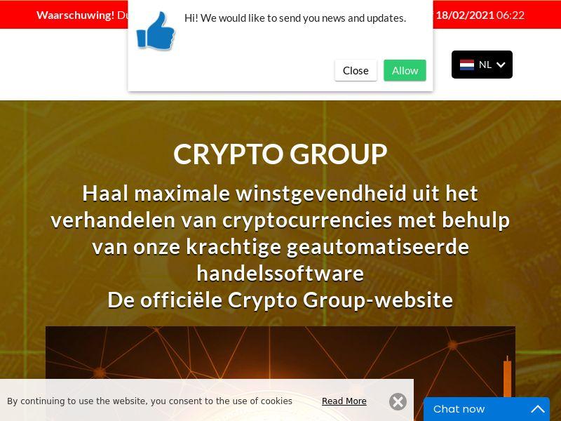 The Crypto Group Dutch 3106