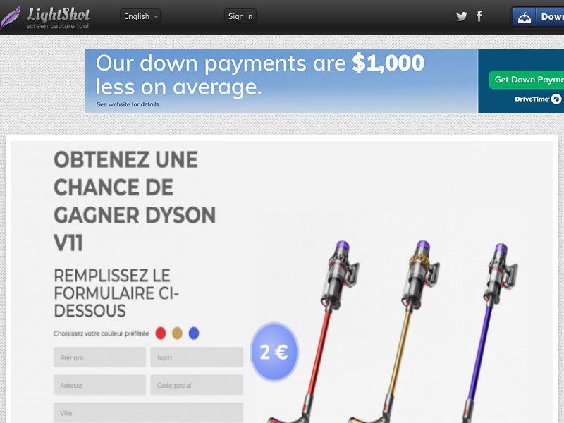 Bigentry - Dyson (FR) (Trial) (Personal Approval)
