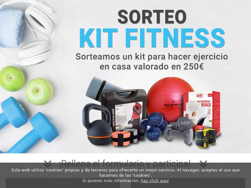 (14399) [WEB+WAP] Sorteo Fitness Kit - ES - CPL