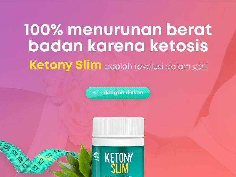 Ketony Slim ID