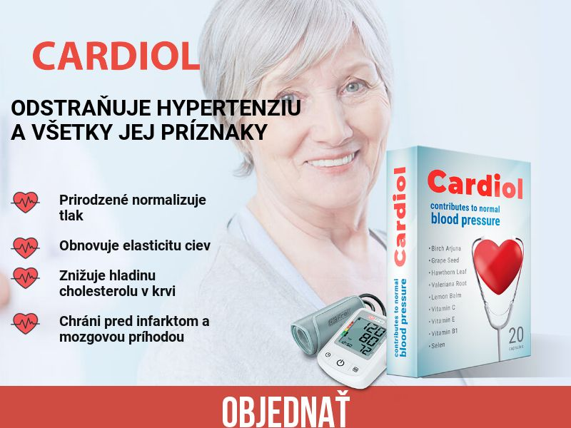 Cardiol SK - pressure stabilizing product