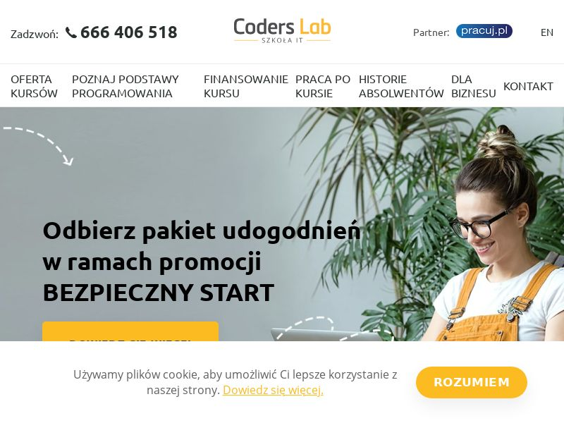 Coders Lab - PL (PL), [CPS], Knowledge, Trainings, Tutorials, Sell, guide