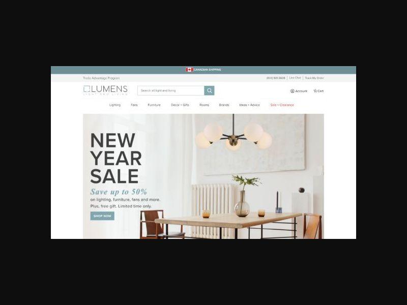 Lumens.com - RevShare