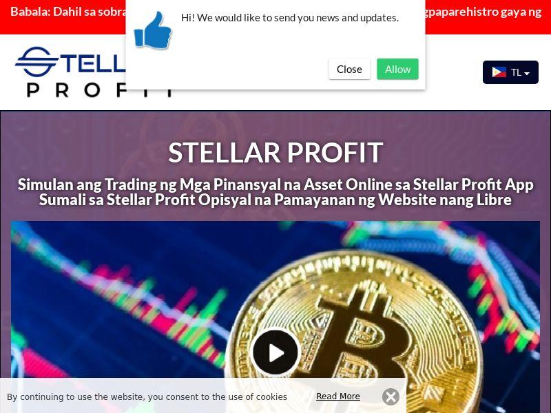 Stellar Profit Filipino 2962
