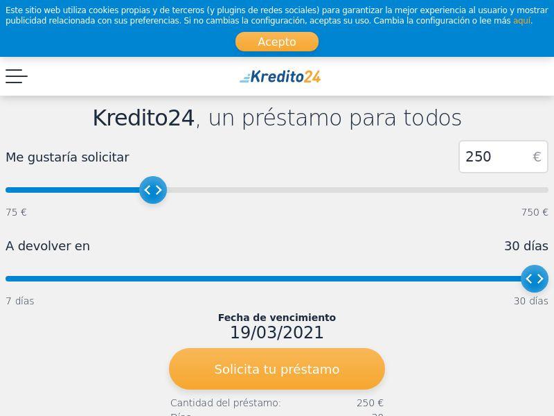 kredito24 (kredito24.es)