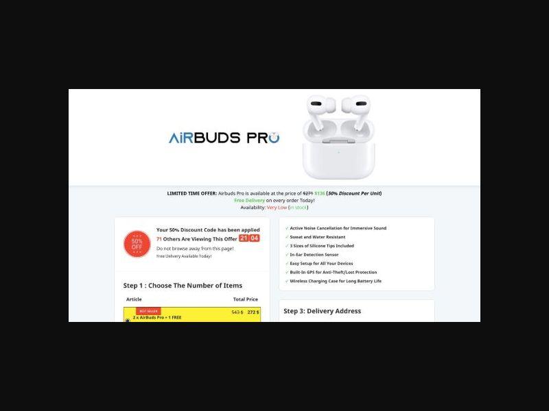 Airbuds Pro