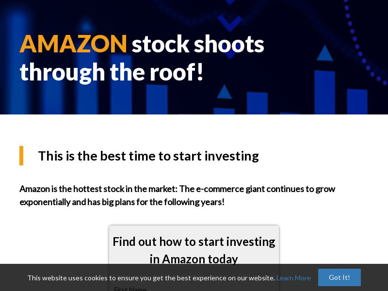 Amazon Investing Mentor (MY) (CPS)