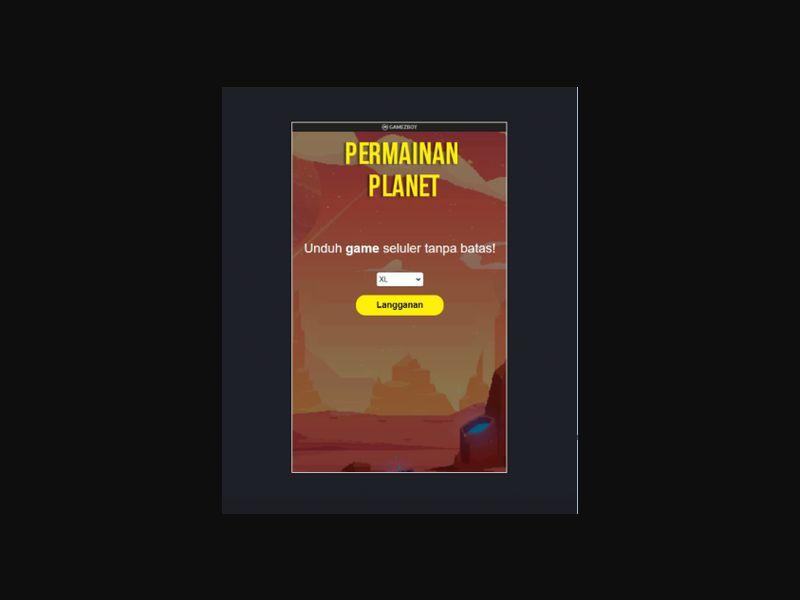 51807 GamesPlanet XL (ID)