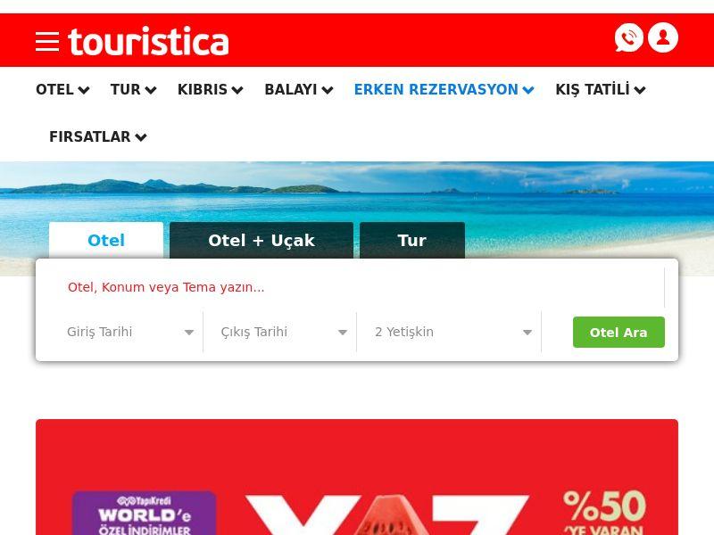 Touristica [CPS]