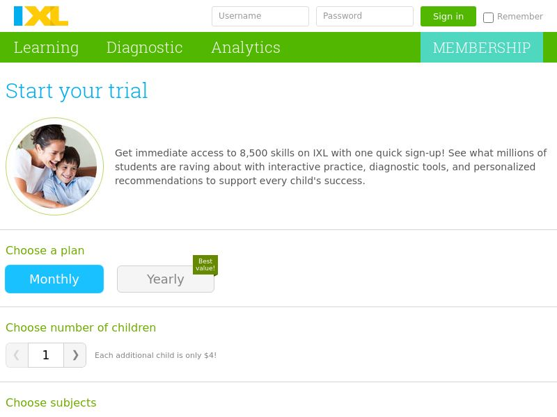 IXL Learning Online - 7 Day Free Trial | US