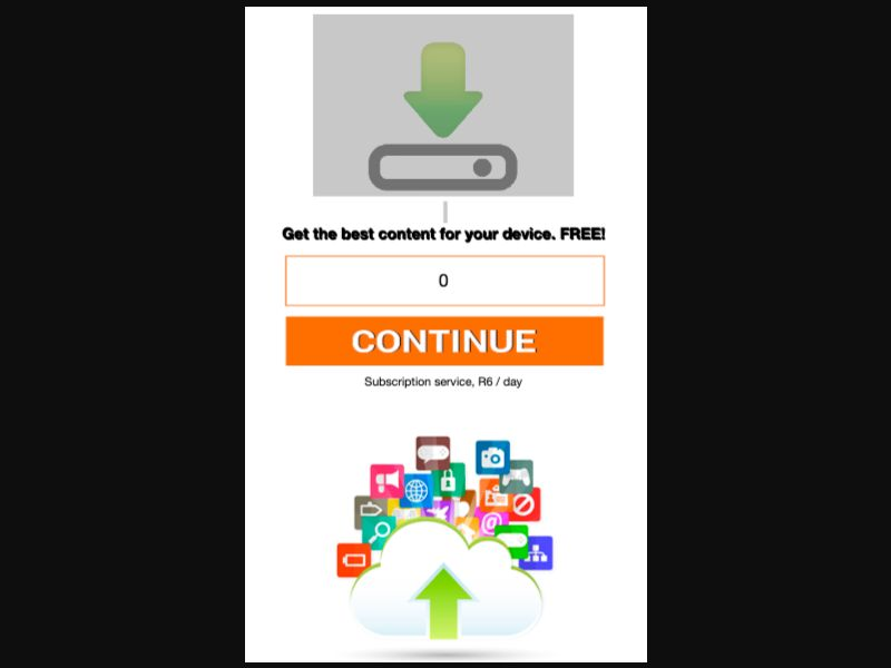 Download - 1 click - ZA - Other - Mobile