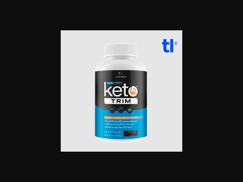 Keto Trim Straight Sale - weightloss - CPS - SS - Nutra