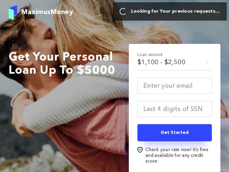 MaximusMoney.com - Personal/Installment/Payday [US]