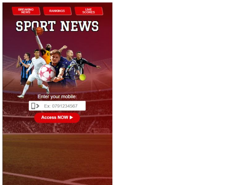 Sport News Safaricom