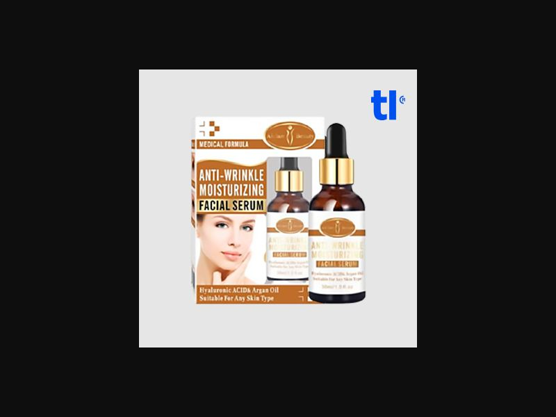 Anti-Wrinkle Moisturizing Serum - beauty - CPA - COD - Nutra