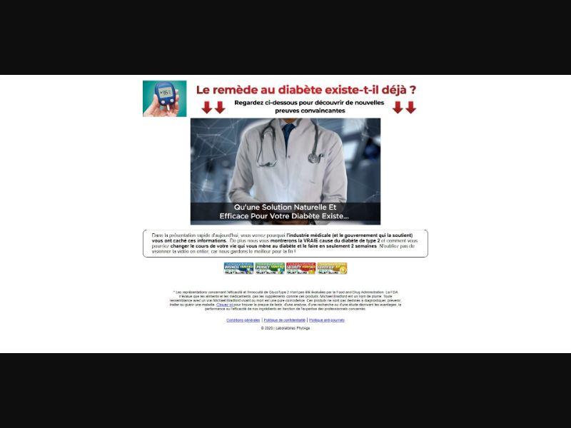 Phytage Gluco Type 2 - VSL - Health - SS - [FR]