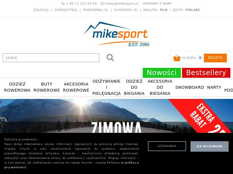 Mike Sport PL CPS