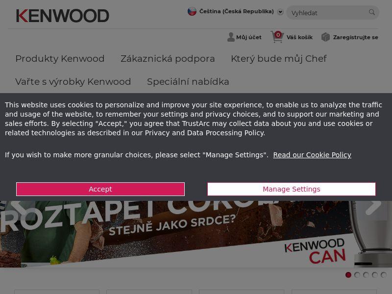 Kenwood - CZ (CZ), [CPS]