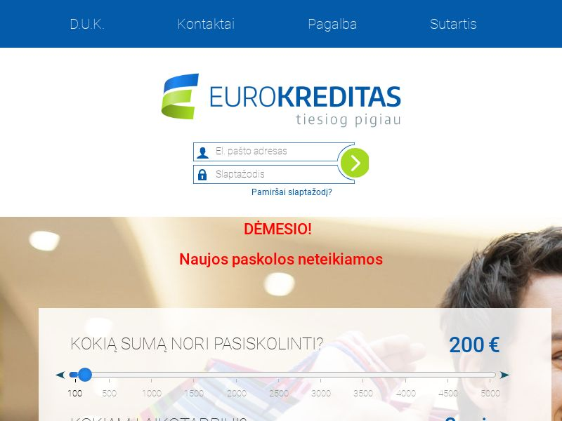 refinansavimas (refinansavimas.euroecredit.lt)