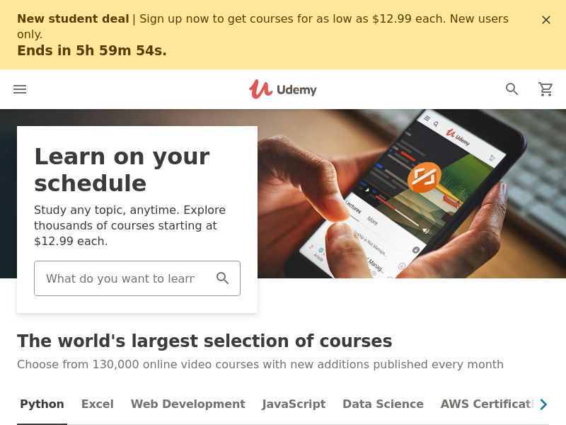 Udemy (MultiGeo), [CPS], Knowledge, Trainings, Tutorials, Sell, guide