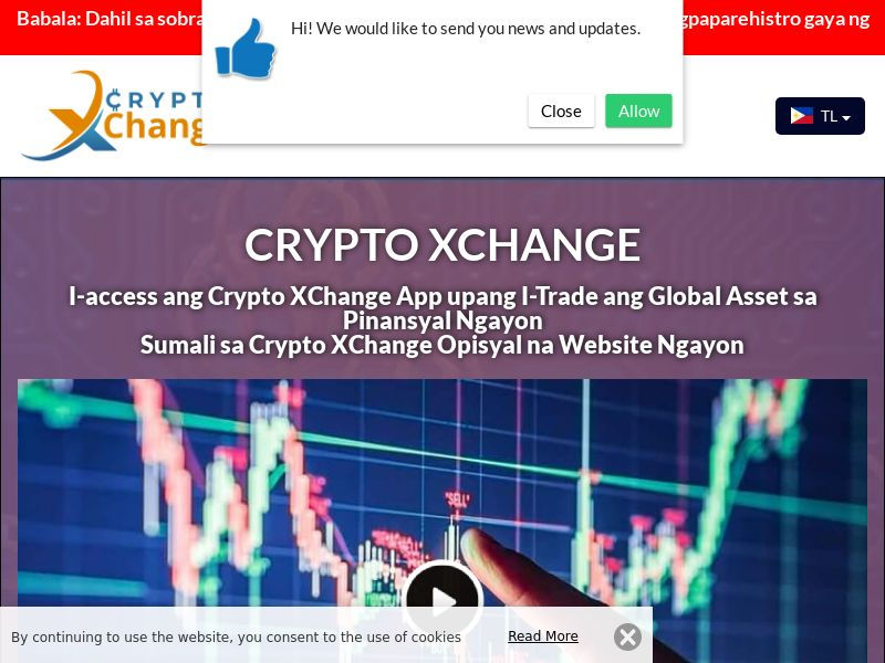 Crypto XChange Filipino 3344