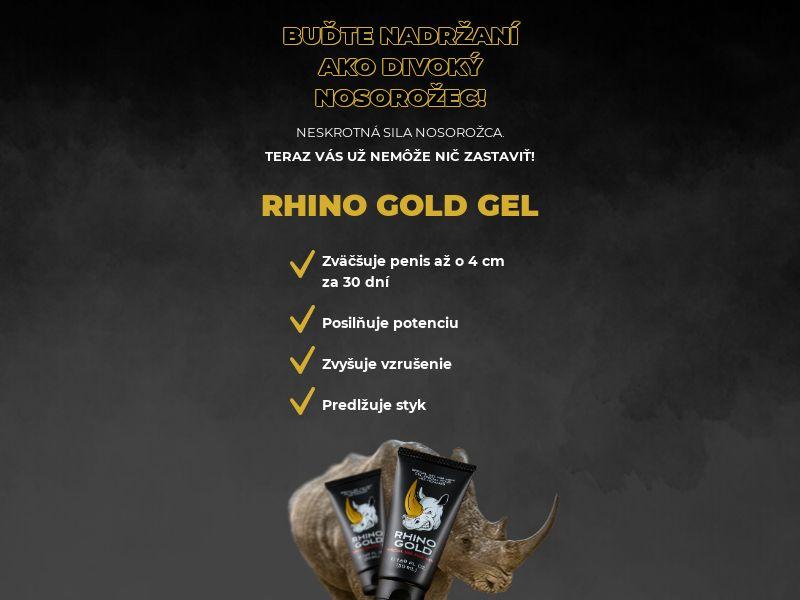 Rhino Gold Gel - SK