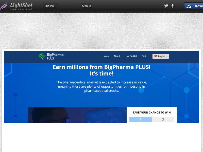 Big Pharma Plus