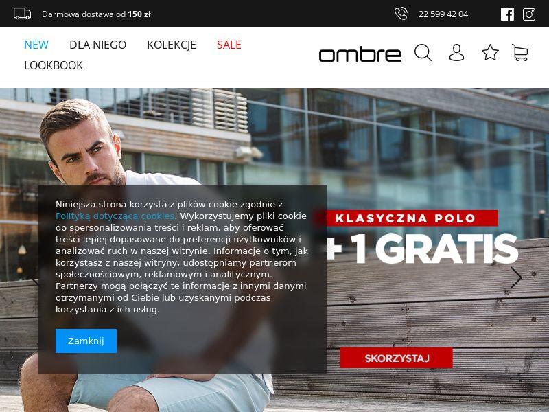 Ombre - PL (PL), [CPS]