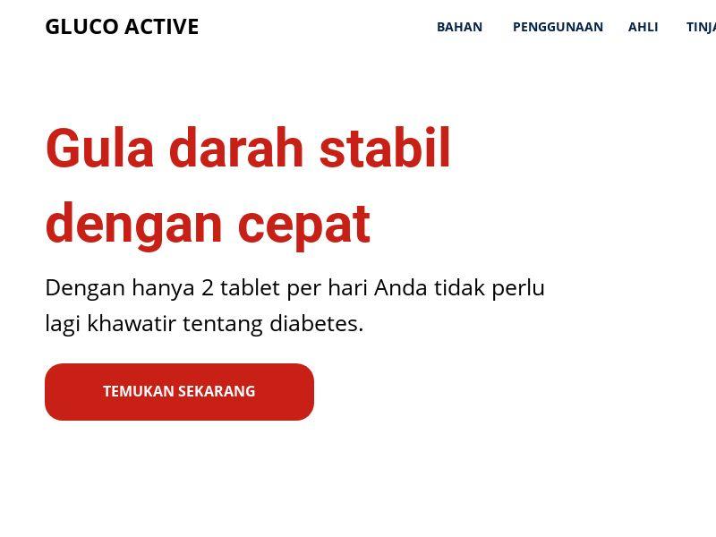 ID - glucoactive.id - COD - CPS