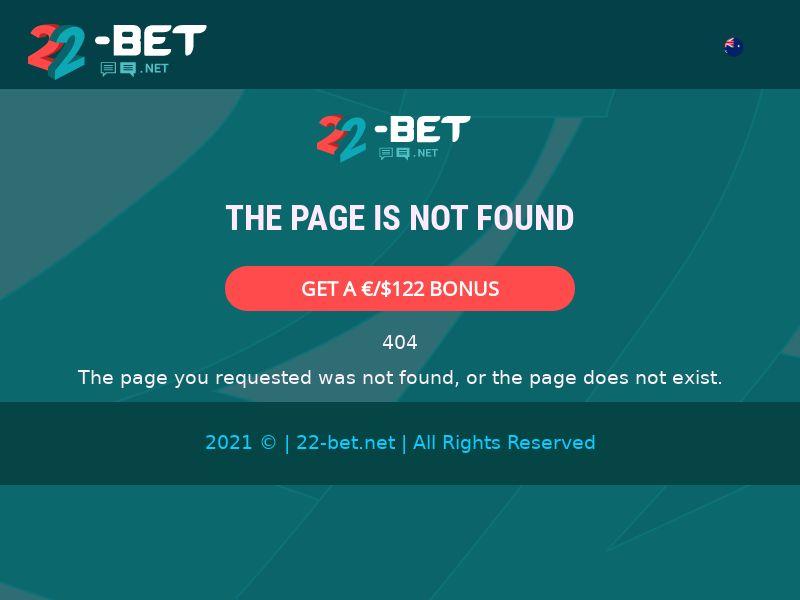22bet casino CPA PE
